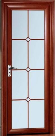 Puerta de aluminio del cuarto de ba o bcr a 3122 for Puertas de aluminio para cuartos
