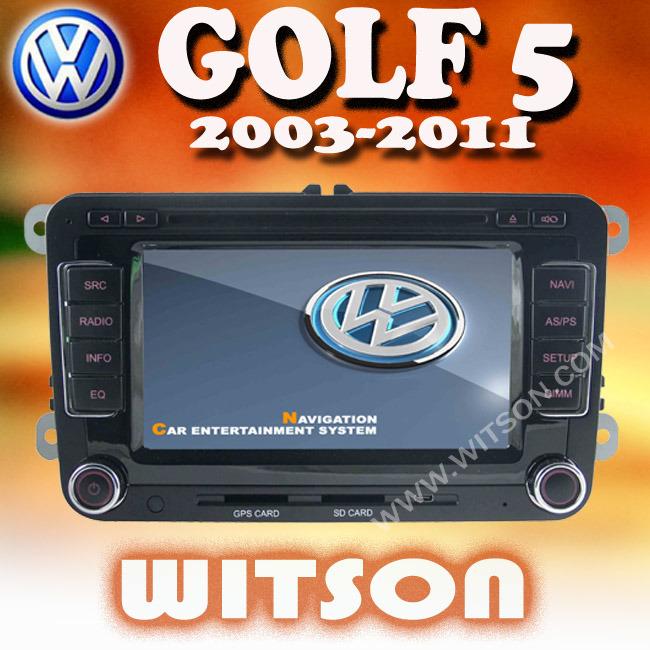 autoradio di witson per golf 5 w2 d723v autoradio di witson per golf 5 w2 d723vfornito. Black Bedroom Furniture Sets. Home Design Ideas