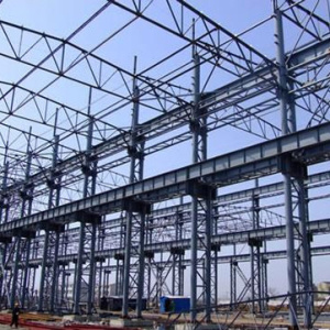 B timent en acier l ger de structure m tallique de la for Maison container 50000