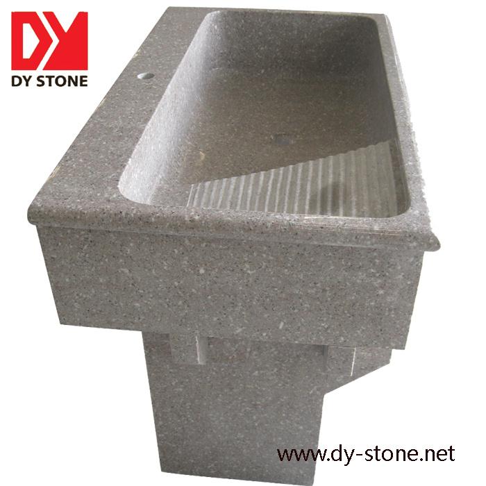 Tina del lavadero piedra natural dy lt001 tina del for Lavadero de granito