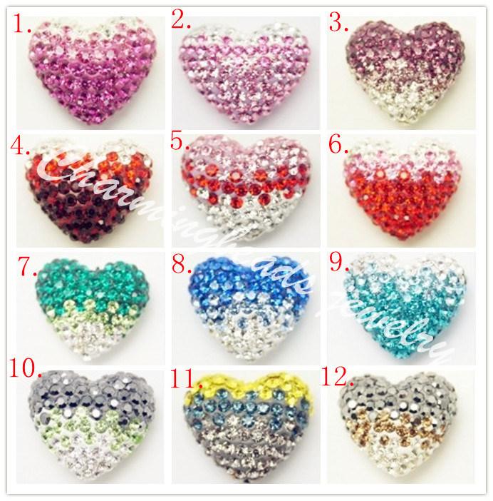 De parels van de liefde van het hart van de klei de for Door het hart van china