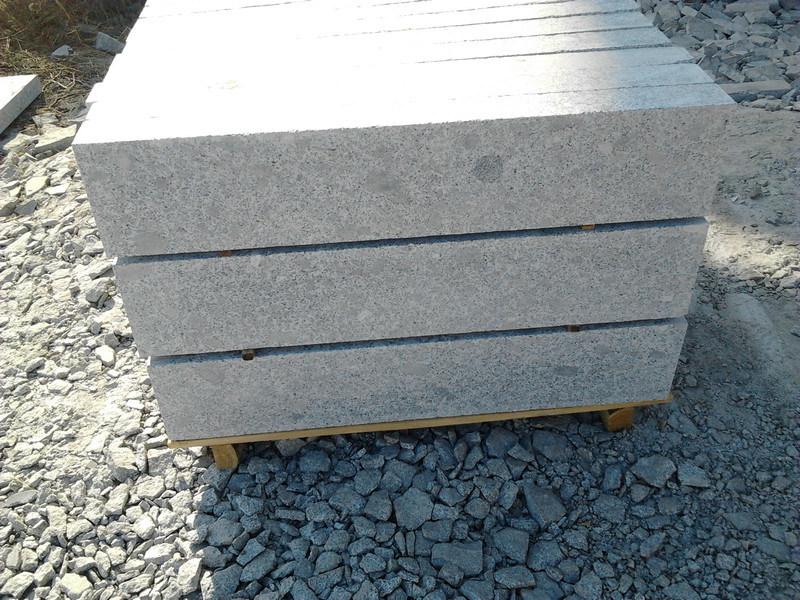 Piedra de pavimentaci n gris natural del granito g341 con for Piedra de granito precio