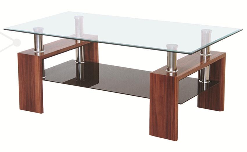 Mesa de centro mdf y vidrio tempered tc1056 mesa de centro mdf y vidrio tempered tc1056 - Mesas de centro de vidrio ...