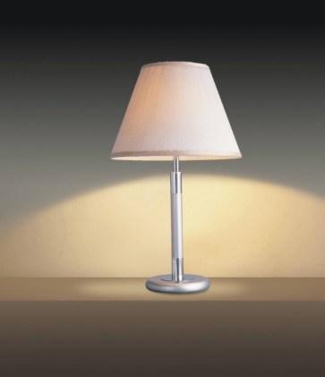 Lampe de tableau d 39 argent de peinture 2011 en m tal lampe de tableau d - Lampe pour tableau a pile ...