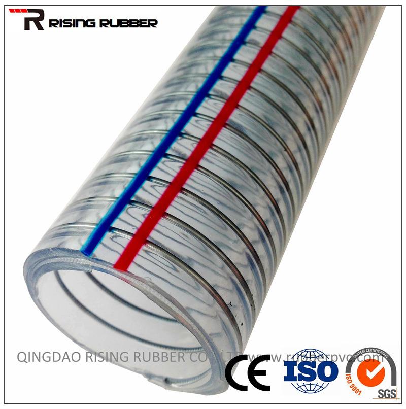 Tubo flessibile idraulico di rinforzo del tubo di scarico for Tubo di scarico del riscaldatore dell acqua