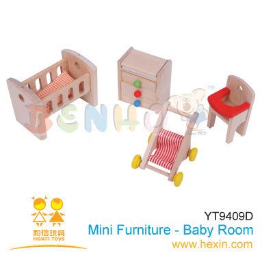 Mini Brinquedos De Madeira Quarto Do Mob Lia Beb
