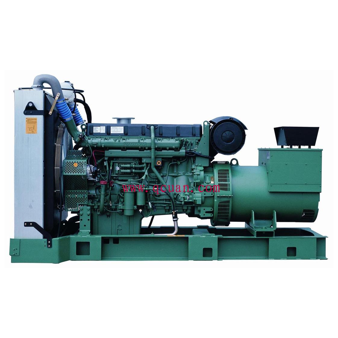 Groupe lectrog ne diesel de 410kva 330kw volvo tad1344ge groupe lectrog - Groupe electrogene triphase diesel 10 kw ...