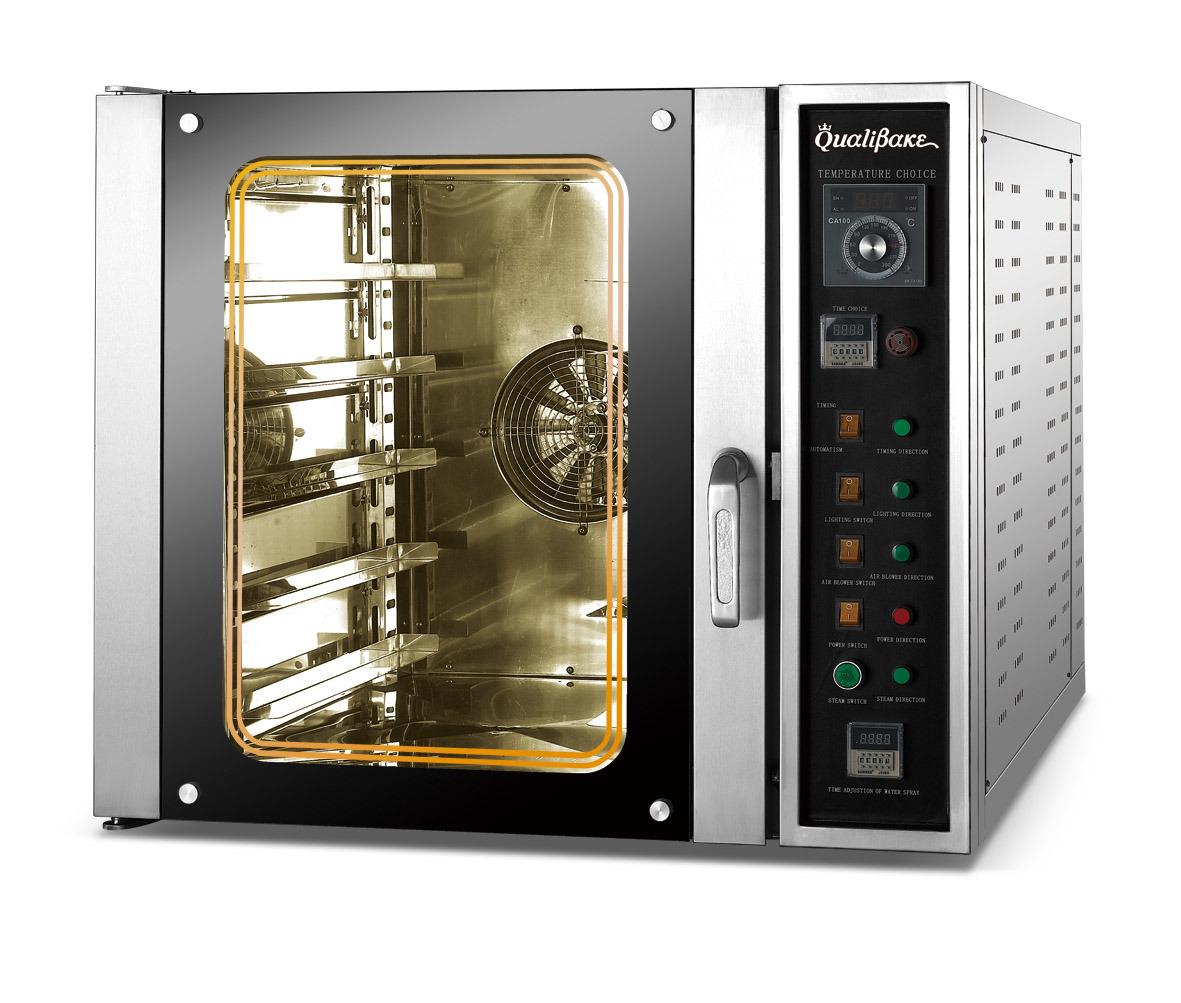 KonvektionOfenelektrischer OfenBäckereiGerät (QH05D  ~ Backofen Bakery