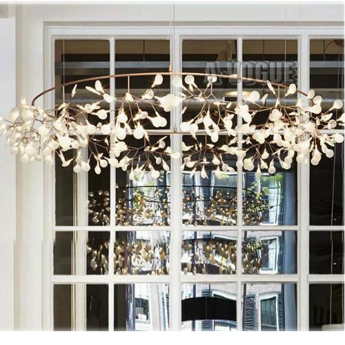 Lampadario a bracci moderno decorativo dell'indicatore luminoso di ...