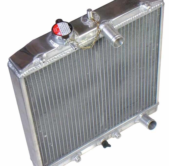 92 00 radiadores del aluminio para honda civic 92 00 for Radiadores chinos