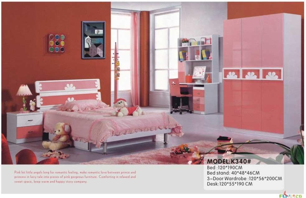 Collection k340 de chambre coucher de 2013 enfants de for Chambre a coucher des enfants