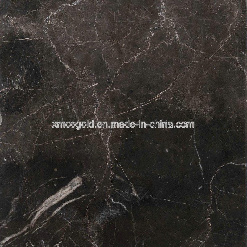 Emperador piso de m rmol oscuro del negro blanco for Densidad del marmol