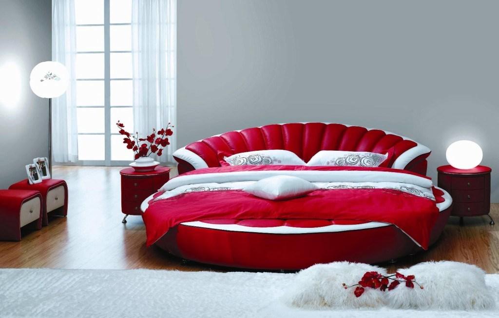 lit rond 8049 lit rond 8049 fournis par foshan shunde. Black Bedroom Furniture Sets. Home Design Ideas