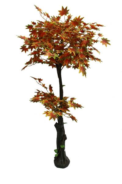 Rbol de arce japon s imitado planta agradable artificial - Arce japones cuidados ...