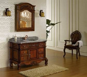 Muebles antiguos europeos de lujo derechos libres del for Muebles bano clasicos