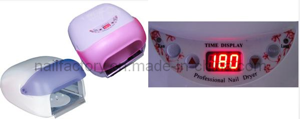 Nail gel uv lamp asn 36w