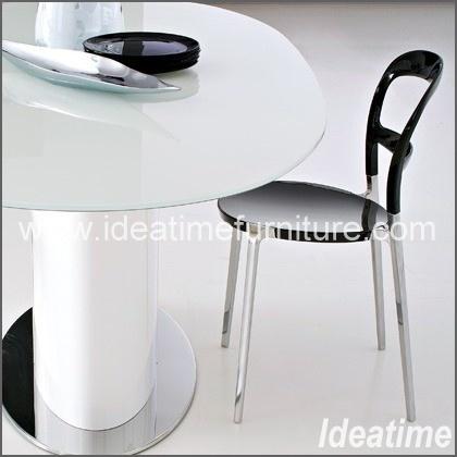 Silla pl stica moderna caliente cm 470 silla pl stica for Sillas plasticas modernas