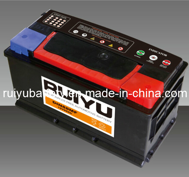 58821 din88 mf 12v 88ah car battery 58821 din88 mf. Black Bedroom Furniture Sets. Home Design Ideas