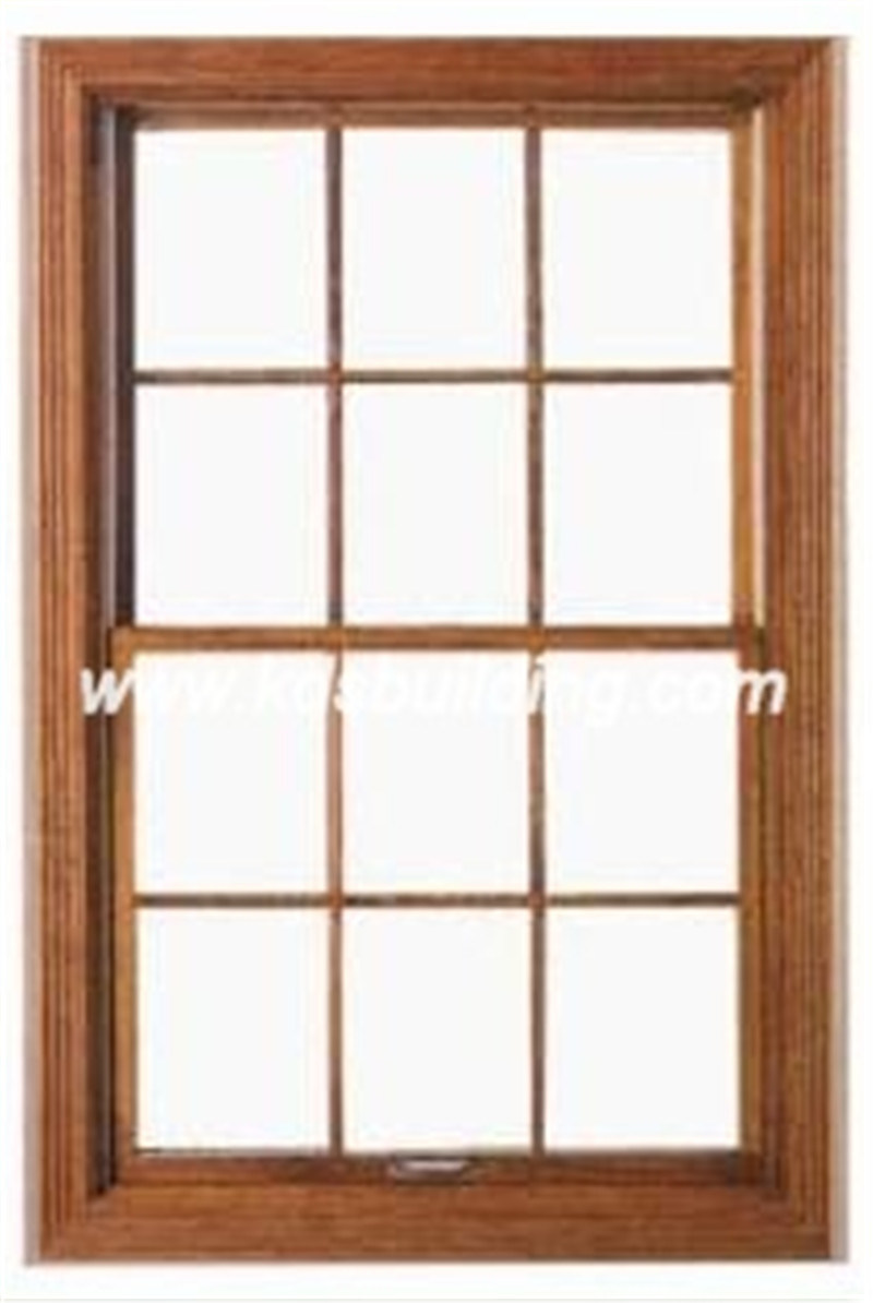 finestra di legno scorrevole verticale di disegno sicuro On finestra scorrevole verticale