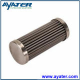 Stainless Steel Material Indufil Gas Oil Filter Element (VTR-S-180-A-PX10-V)