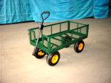 Garden Tool Cart with 4 Wheels