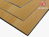Grainy Finish Aluminium Composite Panel (GLPE-G02)