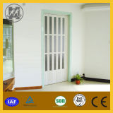 PVC Folding Door with Glass Door (HM-12)