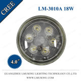 18W Bright Power 4inch Machinery LED Agricultural Light Tractor Lamp