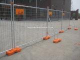 Powder Coated Wrought Iron Safety Fence/High Quality Wrought Iron Fence/Galvanized Welded Iron Fence