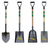 All Kinds of Short Wood Handle Shovel