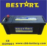 24V Heavy Duty Big Truck Battery 120ah N120-Mf
