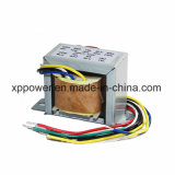 Lead Wire Type 15W Ei Audio Power Transformer