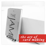 Cheap Four Color Offset Printing Miwa Locking System Hotel Key Card with Lamination