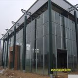 3-12mm Clear Tempered Glass/Toughened Glass Use for The Buliding