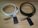 Golf Belt / Leather Belt / Belt with Ball Marker