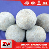 Dia 20-150mm No Deformation Forged Grinding Ball  for Ball Mill