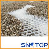 100% polypropylene White Driveway Gravel Stabilizer