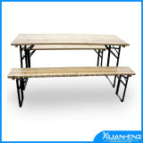 Wooden Foldable Picnic Table Sets