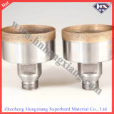 Sintered Diamond Core Drill Bit for Glass Drilling