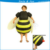 Inflatables Cartoon Bee Costume for Adult