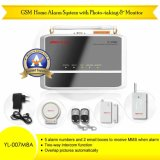 GPRS GSM Security Alarm System with MMS Camera Rz (YL-007M8A)