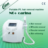 Portable IPL Beauty Salon Equipment for Hair Removal (N6+Carina)