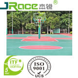 Silicon PU Sports Surfacer Cushion Material for Basketball/Volleyball/Badminton/Tennis