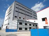 Multi-Storey Steel Structure for Electroplating Workshop (KXD-SSB18)
