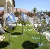 Fo-8004, 8005, 8006 Decorative Garden Globe Sculpture