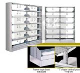 Metal Book Storage Shelves --Quest