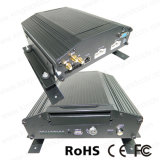 8 Channel Ahd High Definition Mobile DVR with 4G & GPS