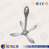 Small Type HDG Foldable Boat Marine Anchor
