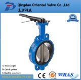 Vales, Wafer Butterfly Valve Without Pin, Butterfly Valve for Gas