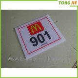 Cheap Price Printing Shop Promotion Self-Adhesive Sticker